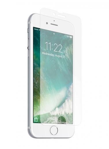 Screen Guard iPhone 8 Plus İçin Kırılmaz Ekran Camı Renksiz